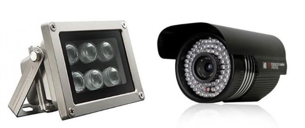 Güvenlik Kameralarında Kullanılan IR LED Türleri