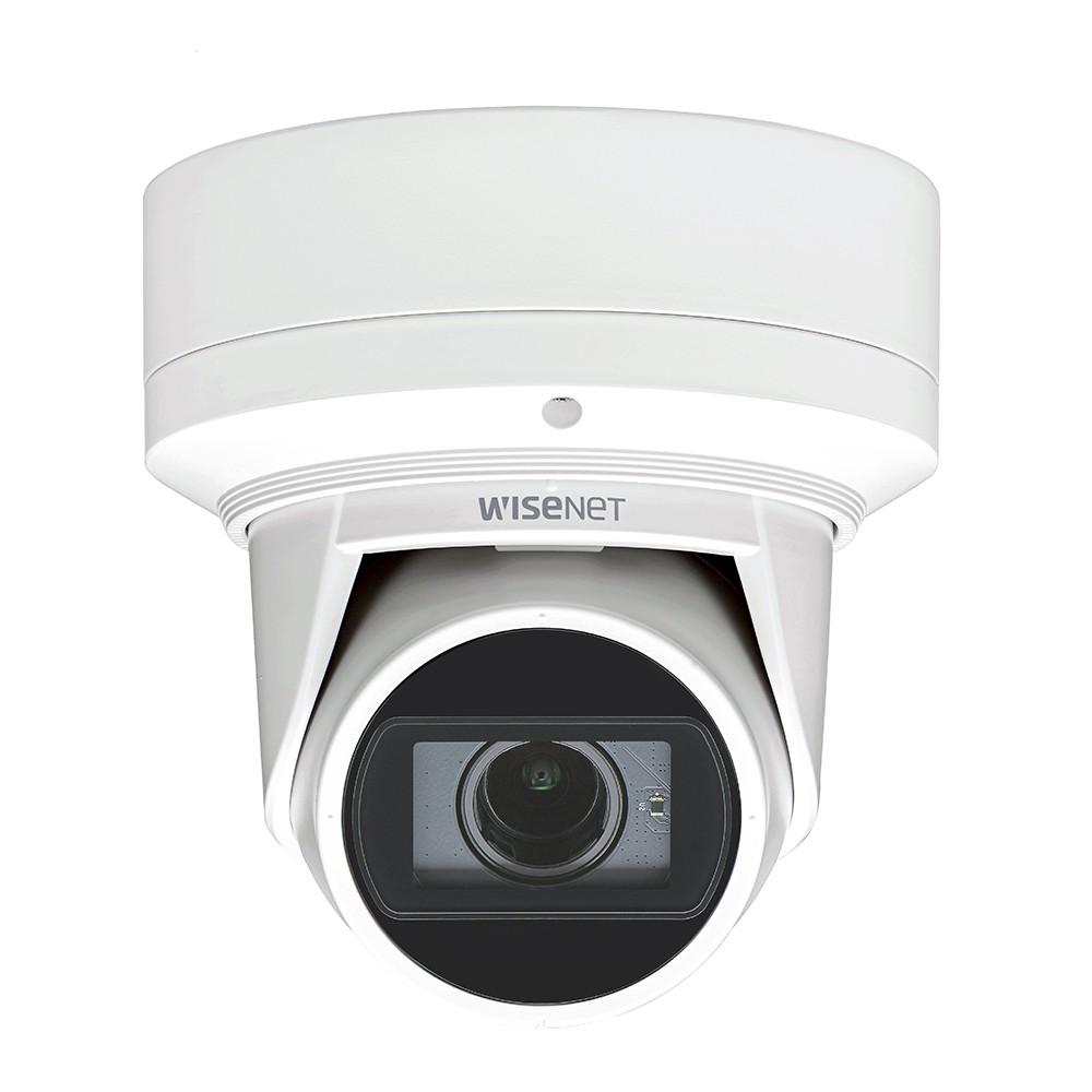 Hanwha Techwin nemli ortamlar için Wisenet Q Flateye IR dome kameraları piyasaya sürdü