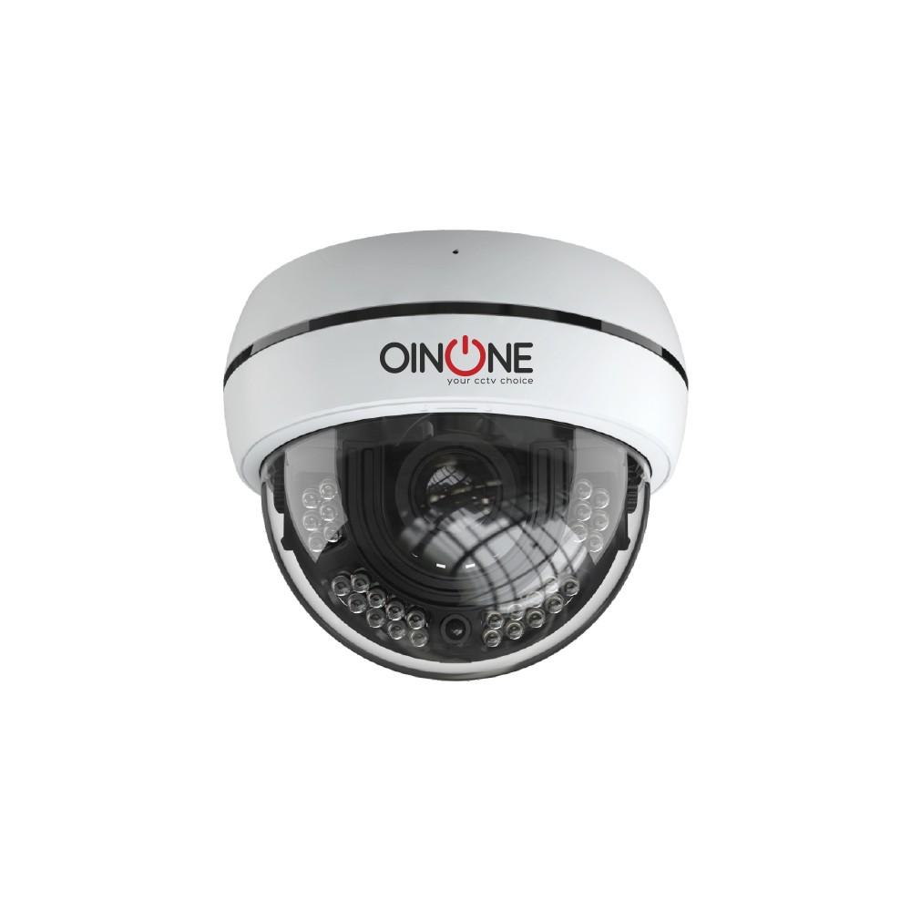 2 MP IP Dome Camera