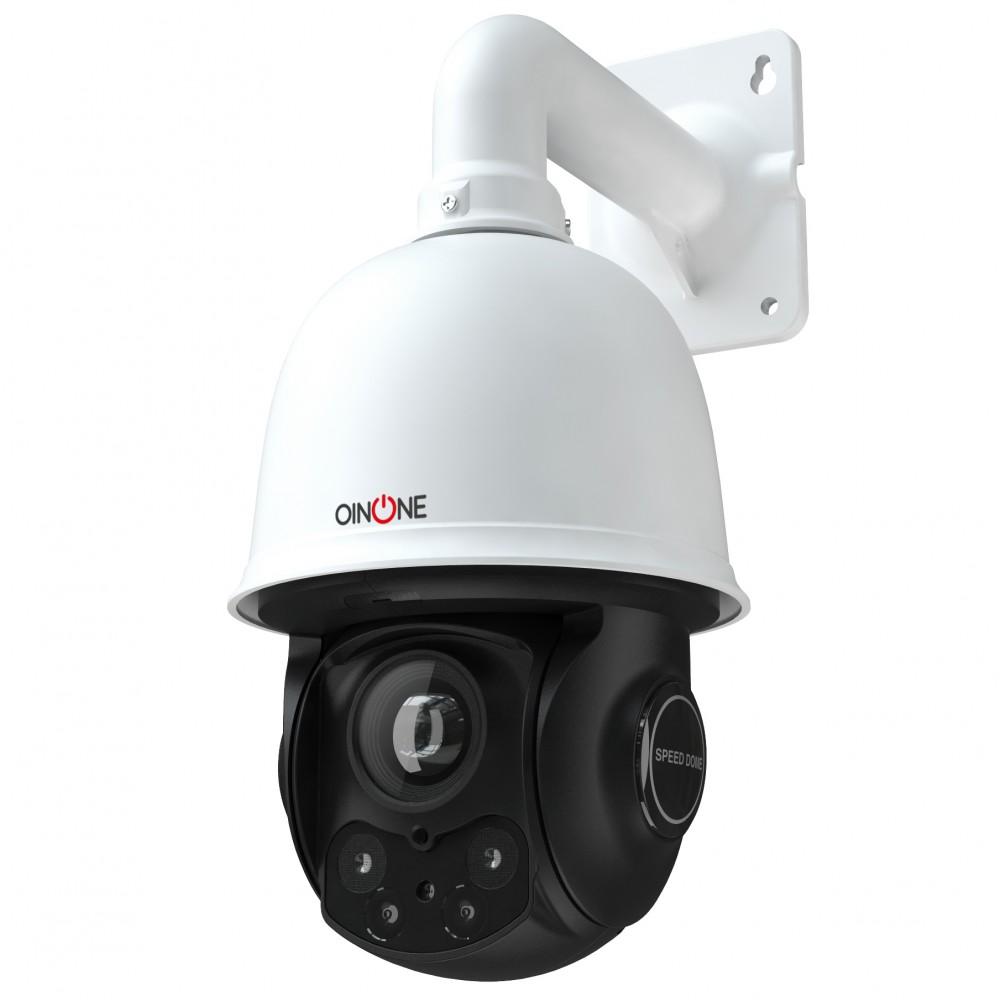 3 MP Network IR HD Pan Tilt Zoom Dome Camera